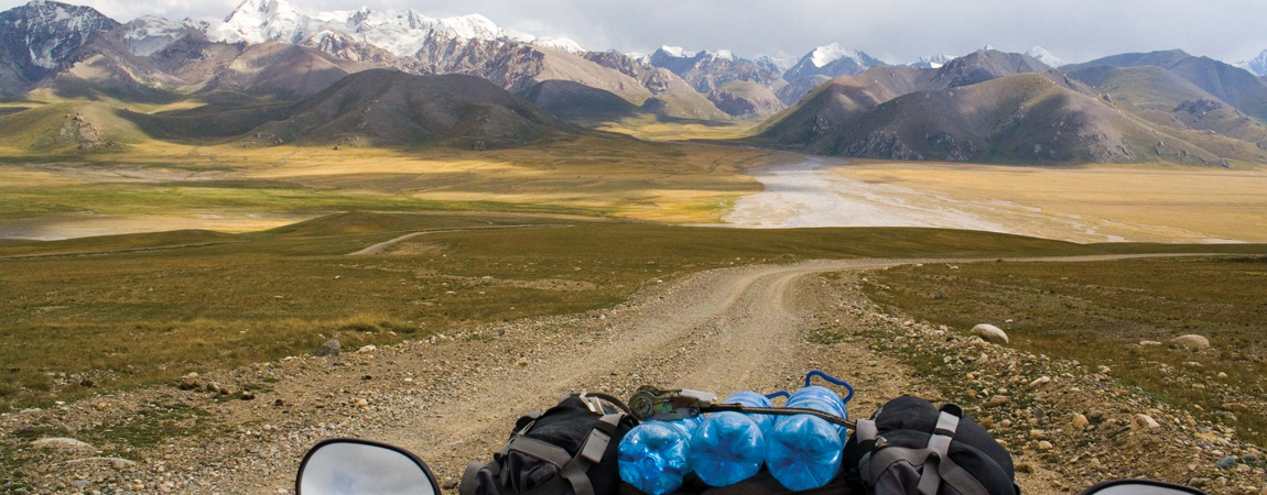 Jeep Quad Adventure tour from Kyrgyzstan to the Taklamakan desert