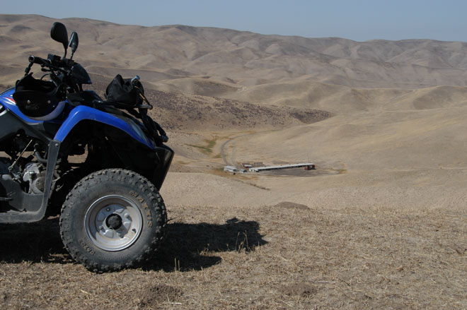 Jeep - Quad Adventure tour from Kyrgyzstan to the Taklamakan desert